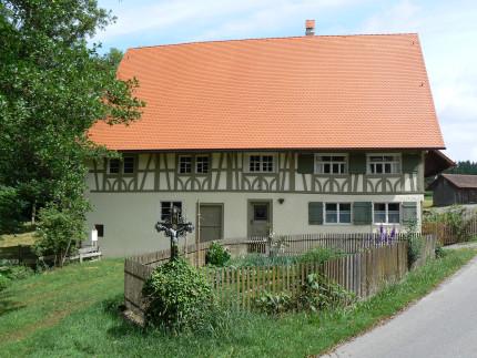 Aussenansicht Reibeisenmühle