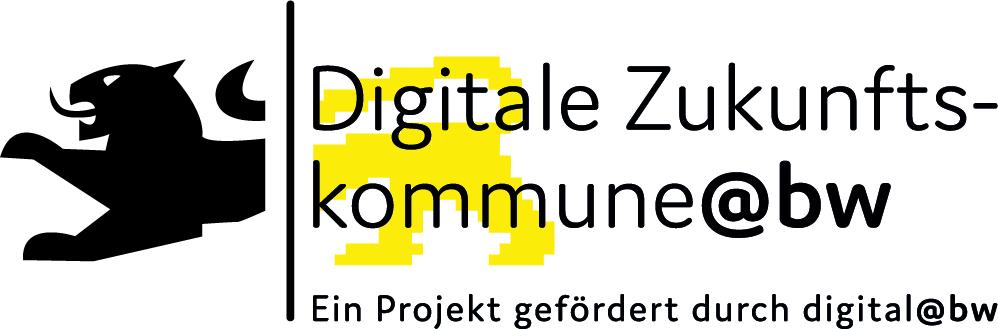 Logo Digitale Zukunftskommune BW