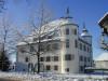 Winterbild Altes Schloss