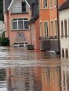 Hochwasser in Irrel