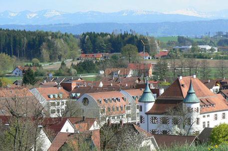 Dorfansicht Amtzell