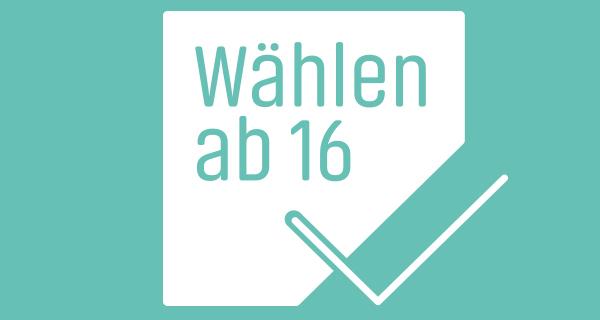 Wählen ab 16