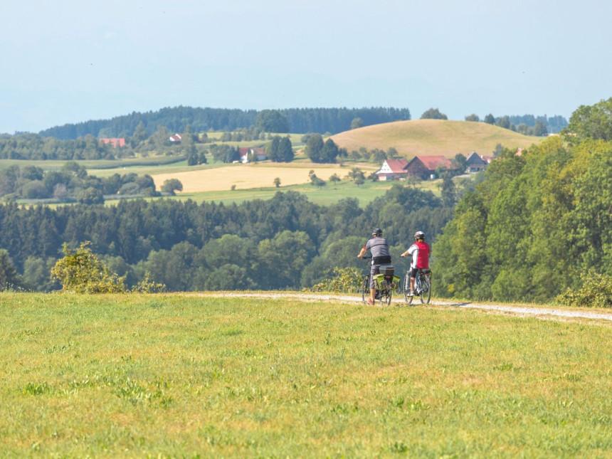 Radeln Region Waldburg