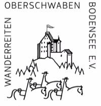 Logo vom Wanderreiten Oberschwaben Bodensee E.V.