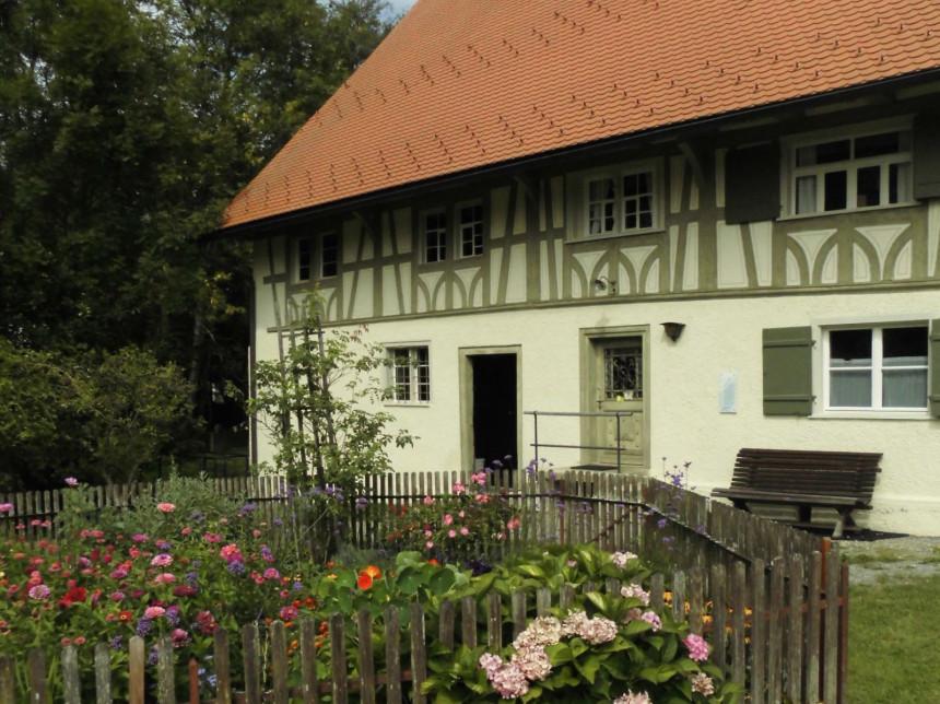 Garten Reibeisenmühle