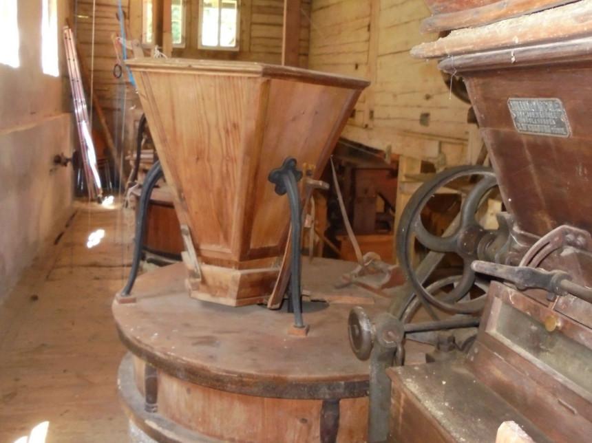 Mühleneinrichtung