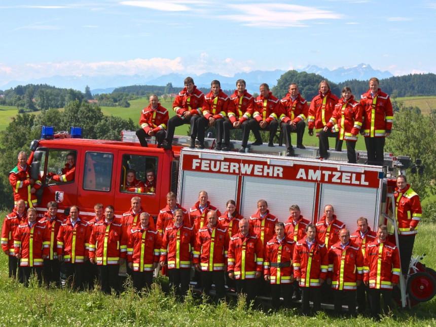 Feuerwehr Amtzell