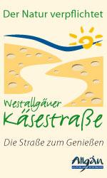 Flyer der Westallgäuer Käsestraße