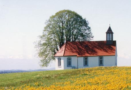 Kapelle auf dem Kapellenberg