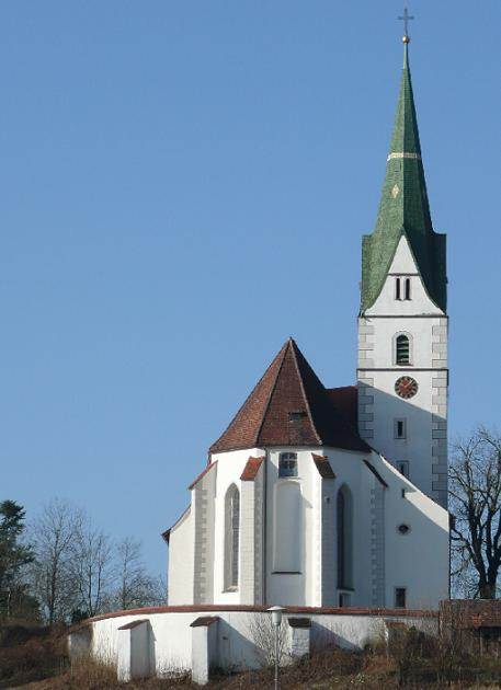 Wallfahrtskirche Pfärrich
